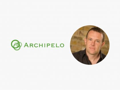 Paul Carolan joins Archipelo as Managing Director